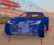 Моделирование динамики многотельных систем в автомобилестроении
