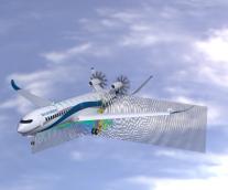 Создание малошумящего самолета с помощью имитационного моделирования