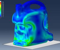 Virtual Modeling's Role in Improving Impact Performance of Plastic Containers
