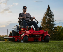 "Design ""Cutting Edge"" Lawnmowers with Simulation"