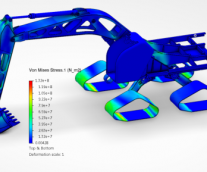 Excavator Simulation Workflow – Q&A