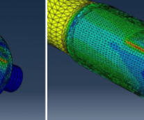 Virginia Tech Formula SAE Motorsport Team uses Abaqus to Cross Finish Line