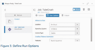 Running an Abaqus Job on the Cloud | The SIMULIA Blog