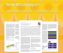Optical Materials in CST STUDIO SUITE
