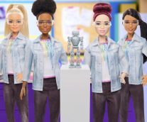 Barbie Releases New Robotics Engineer Doll