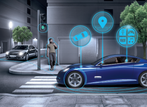 Electronic systems are transforming the automotive experience