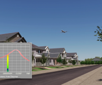 Aircraft Community Noise: Airport Curfews and the SIMULIA Solution