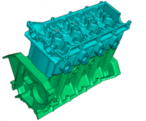 Abaqus Features New AMG-Based Iterative Solver