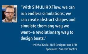 sunreef quote about xflow