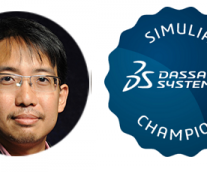 Meet SIMULIA Champion Lin Biao Wang