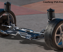 Speed Up Model Build for Chassis and Suspension by 10X in 3DEXPERIENCE