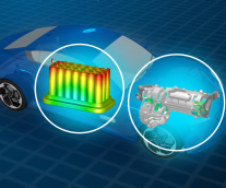 Simulating Effective Electric Vehicle Batteries