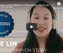 Ask Me Engineering: Interview with SIMULIA Champion Alice Lin