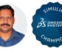 Meet SIMULIA Champion G.S. Krishnamurthy