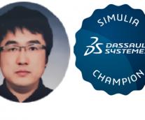 Meet SIMULIA Champion Hycksu Kweon