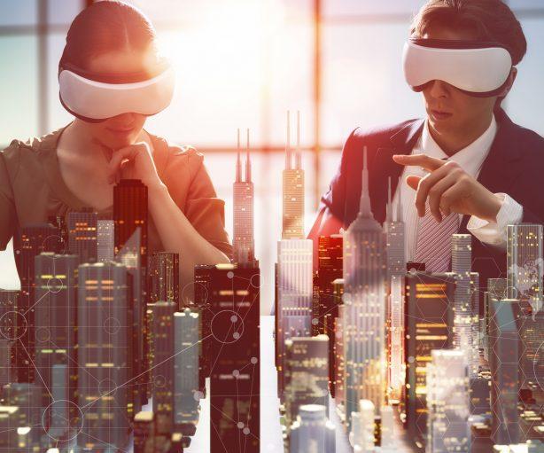Industrin tar täten inom Virtual Reality och Augmented Reality