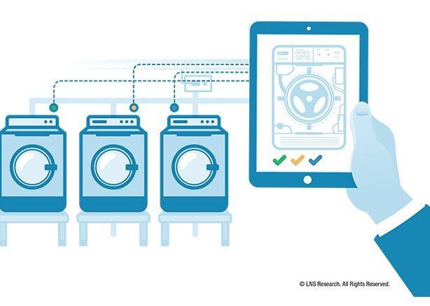 Så visar en digital tvilling vägen till framtiden för tillverkningsindustrin