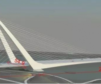 長安大橋設計系列之BIM技術應用