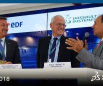 EDF、達梭系統、凱捷諮詢合力推進核電數位化轉型改革