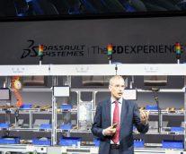 達梭系統年度大會上海登場 製造業走向3D體驗時代
