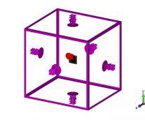 模擬實例3:晶片封裝輻射模擬方法(場路結合)