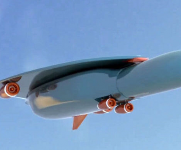 Concorde 2.0: Return of the supersonic jet