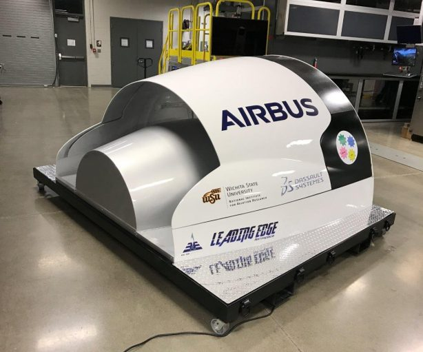 Airbus Accelerates Innovation at the 3DEXPERIENCE Center Wichita